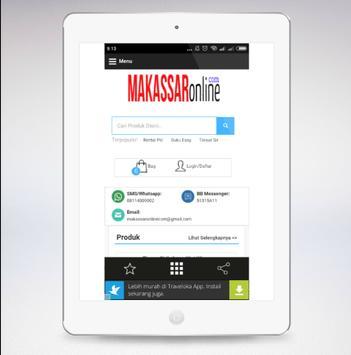 MakassarOnline screenshot 5