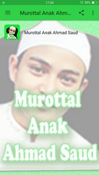 Murottal Anak Ahmad Saud screenshot 2