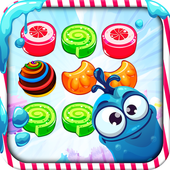Match candy combos: A match 3 games icon