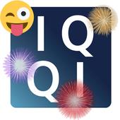 IQQI Keyboard - emoji, themes icon