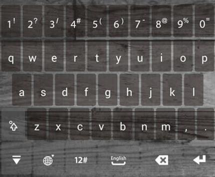 IQQI Black Forest Theme apk screenshot