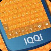 IQQI Orange Bobble Theme icon