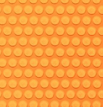 IQQI Orange Bobble Theme poster
