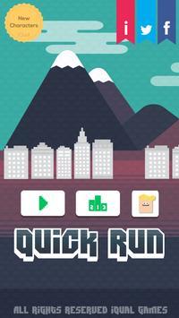 Quick Run poster