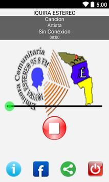 iquira Estereo screenshot 1