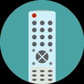 ریموت کنترل icon