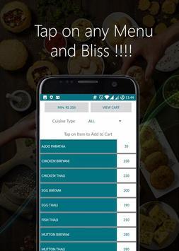 IRCTC Food screenshot 4