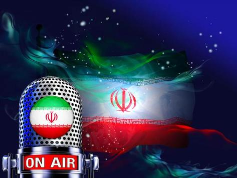 Radio Iran screenshot 1