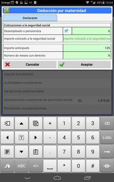 Precálculo IRPF 2016 screenshot 16