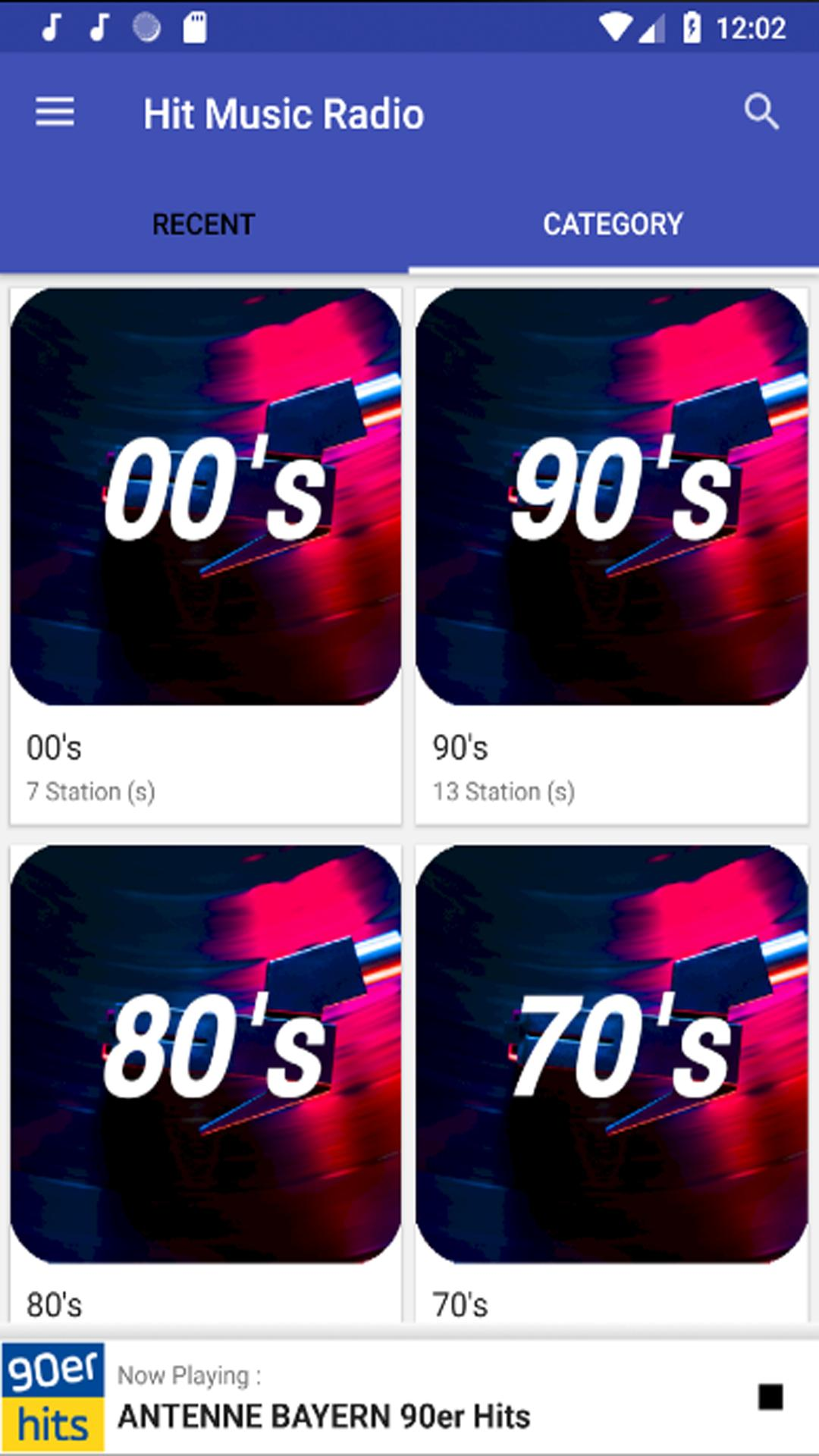 60s 70s 80s 90s 00s Hit Music Radio for Android - APK Download