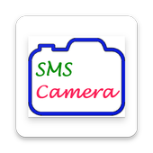 SMSCamera Shoot Phone Camera with SMS No Ads icon