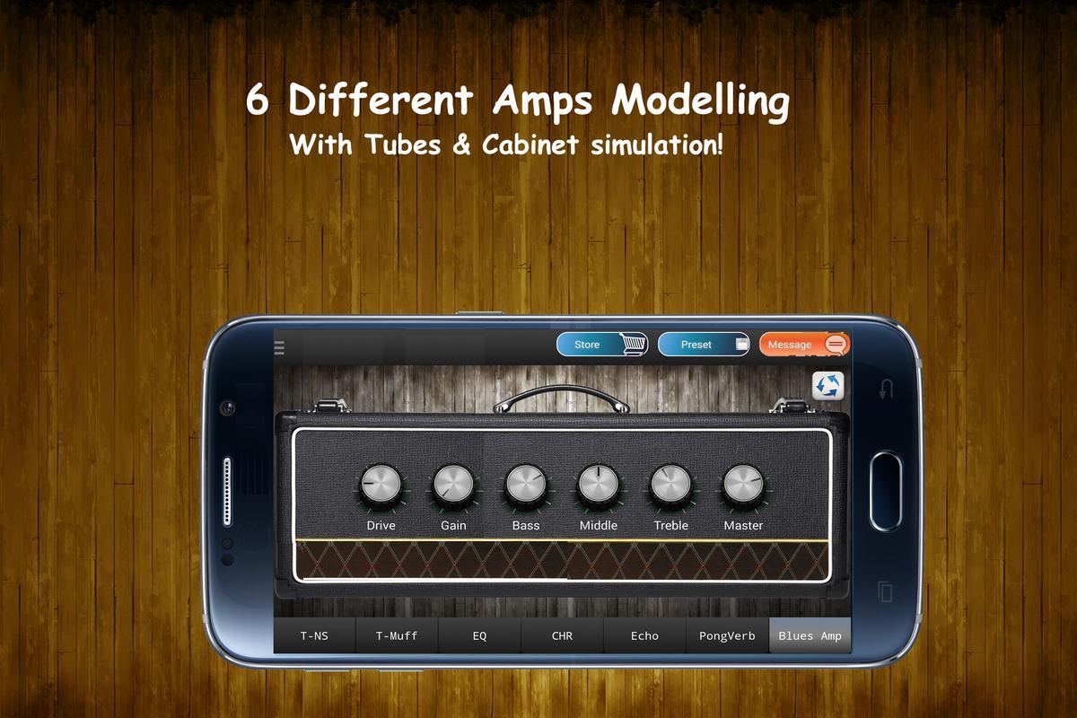 guitar amp fx pedals for android apk download. Black Bedroom Furniture Sets. Home Design Ideas