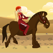 Princess Horse Racing icon