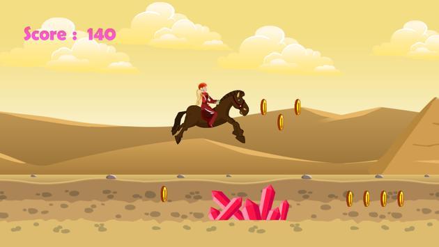 Princess Horse Racing screenshot 1