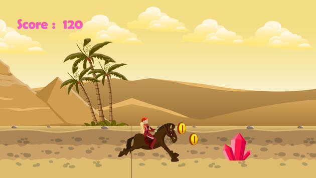 Princess Horse Racing screenshot 2