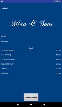 Mian And Sons apk screenshot