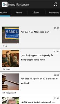 Ireland Newspapers apk screenshot
