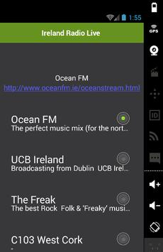 Ireland Radio Live screenshot 1