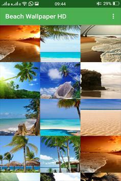Beach Wallpaper HD screenshot 3