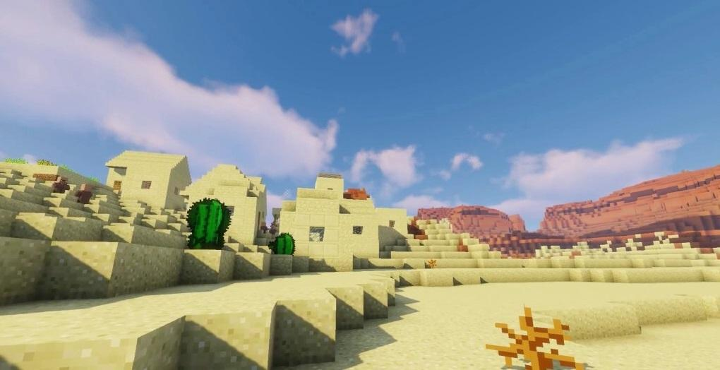 Realistic World Generation Mod for MCPE for Android - APK