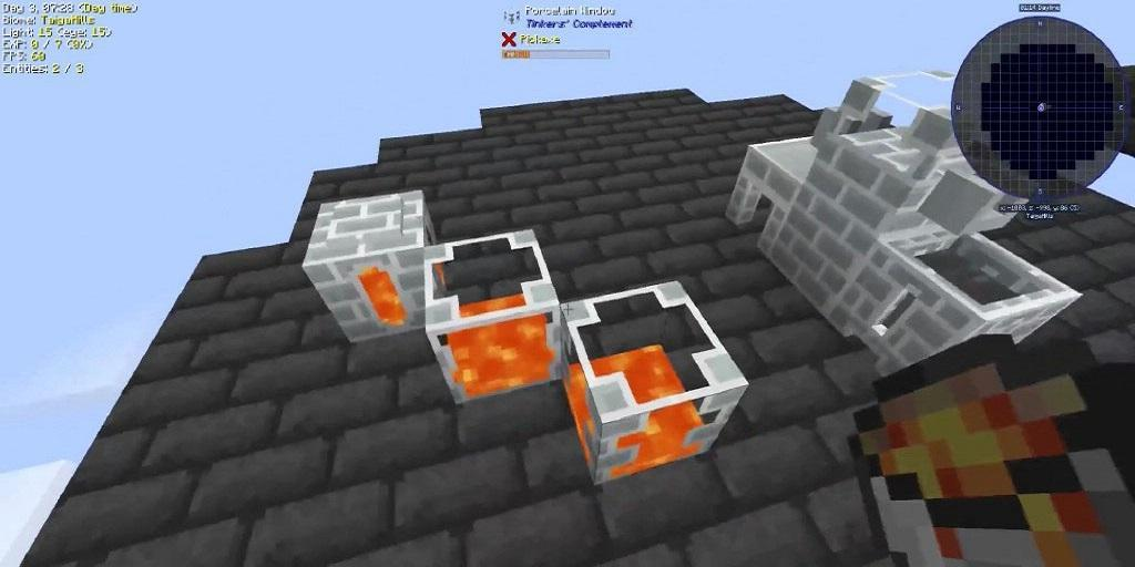 Tinkers' Complement Mod for MCPE for Android - APK Download