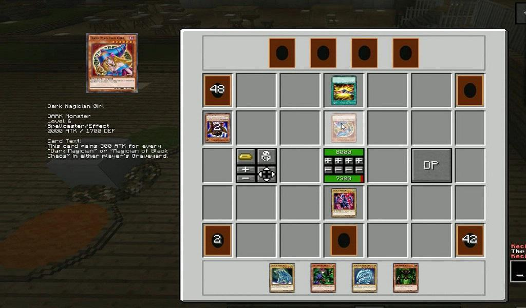 Yu-Gi-Oh Dueling Mod for MCPE for Android - APK Download