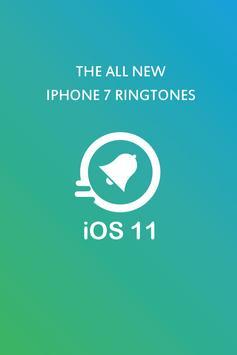 iRingtone OS 11 - Ringtone for iphone poster