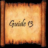 Guide of Toledo. Guide 13 icon