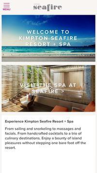 Kimpton Seafire Resort + Spa poster
