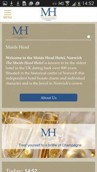 The Maids Head Hotel Norwich screenshot 6