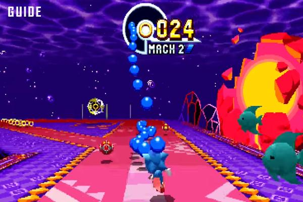 Sonic Mania Android V8 Apk