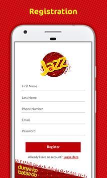 Jazz Augmented Reality screenshot 1