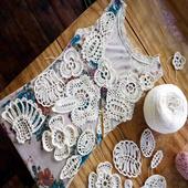 irish crochet designs icon