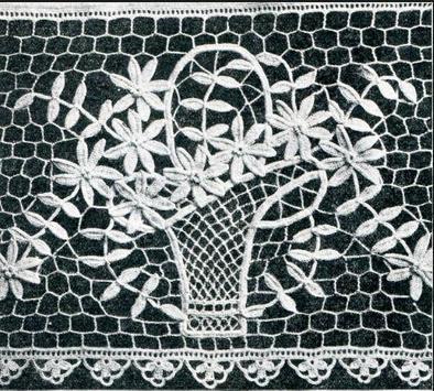 irish crochet designs apk screenshot
