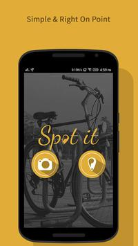Spot It - Location Tag poster