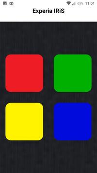 Experia IRiS+ App apk screenshot