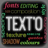 TextO icon