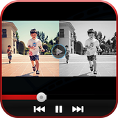 Video Merge - Side By Side icon