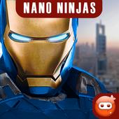 Iron Avenger Hero : Strike Force Battleground icon