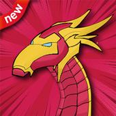 the iron dragon icon