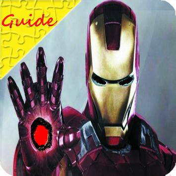Guide 3 Man for Iron poster