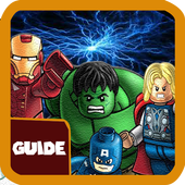 Guide LEGO SUPER heroes 2017 icon