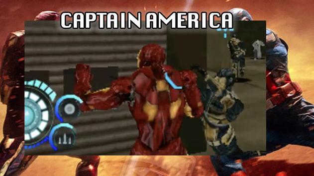 Iron Fight Man Battle 2 apk screenshot