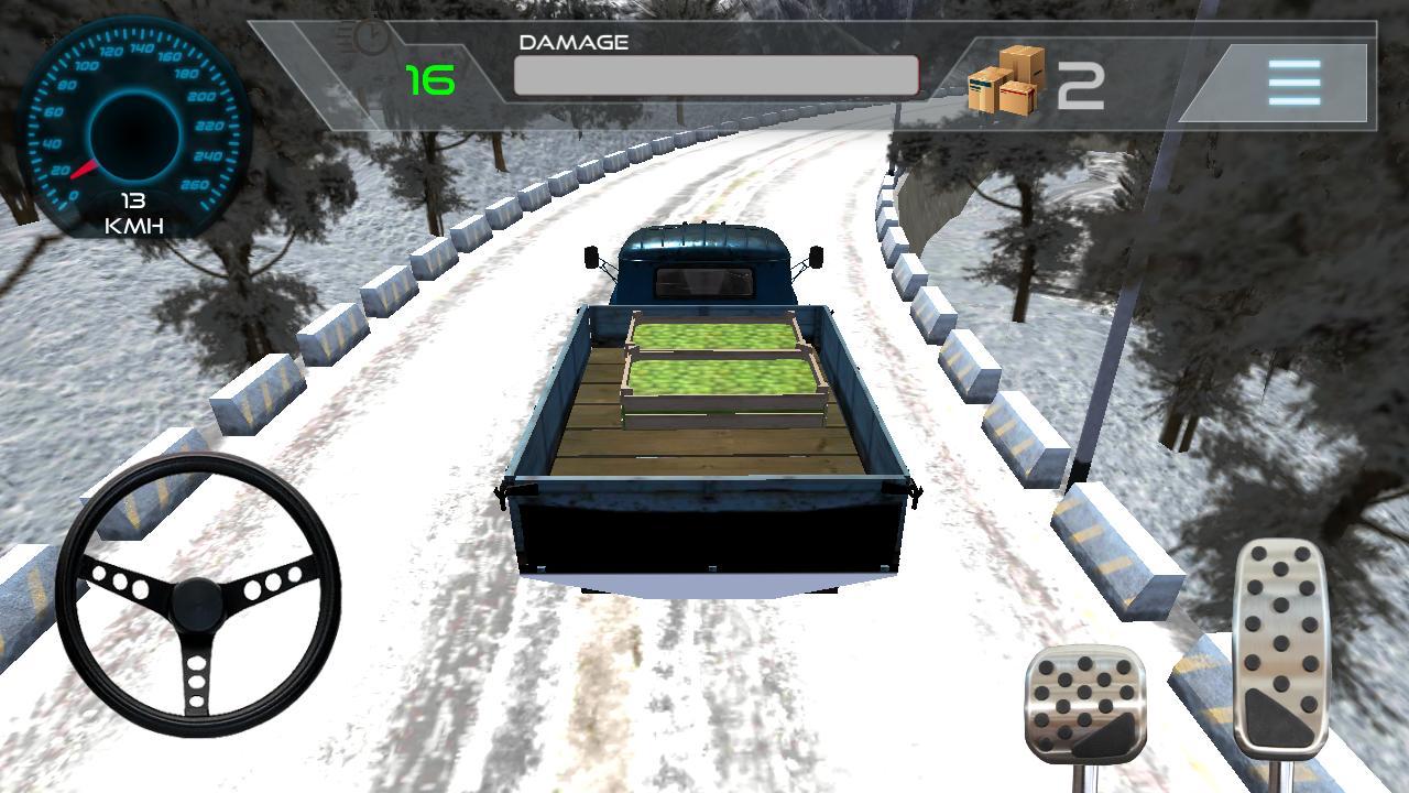 Truck Driver Simulator 3D 3