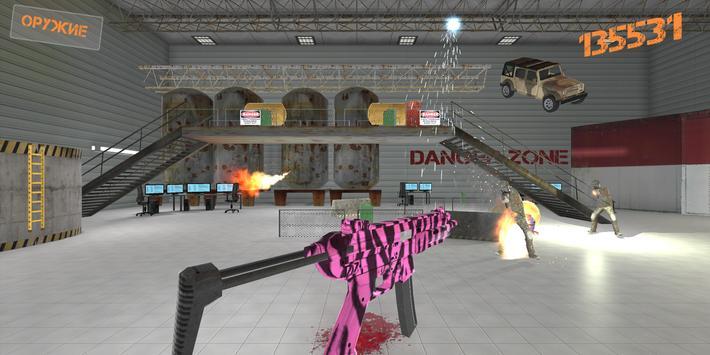 Sniper: Terrorist vs Zombie apk screenshot