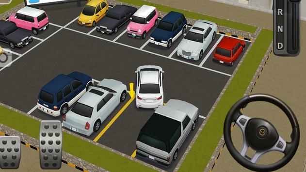 Parking Master - 3D poster
