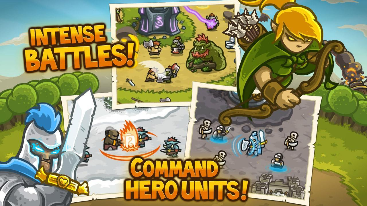 Download Kingdom Rush APK Version 3 1 - Free Strategy Game for Android