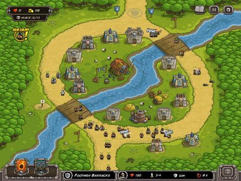 Kingdom Rush screenshot 12
