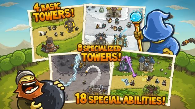 Kingdom Rush apk screenshot