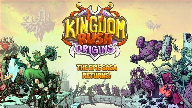 Kingdom Rush Origins poster